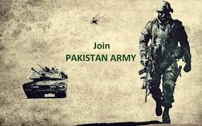 How to join Pak Army